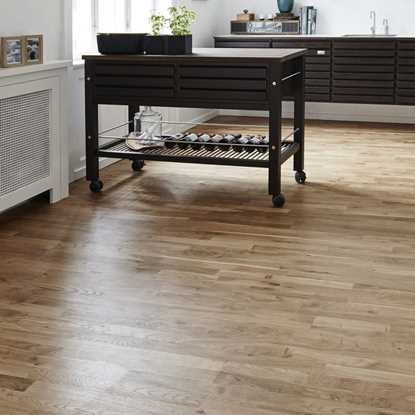 Junckers 14mm Oak Harmony Solid Wood Flooring