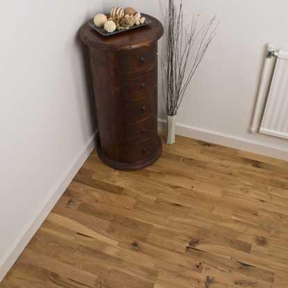 Junckers 22mm Oak Rustikal Solid Wood Flooring