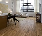 Junckers 22mm Oak Variation Solid Wood Flooring