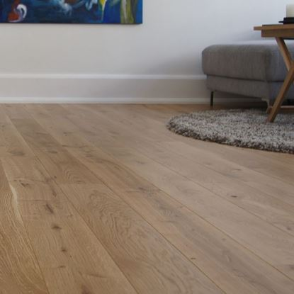 Junckers Plank 15mm Oak Variation Solid Wood Flooring