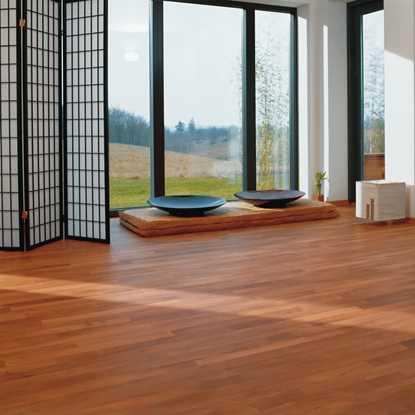 Junckers 14mm Beech Sylvaket Harmony Solid Wood Flooring