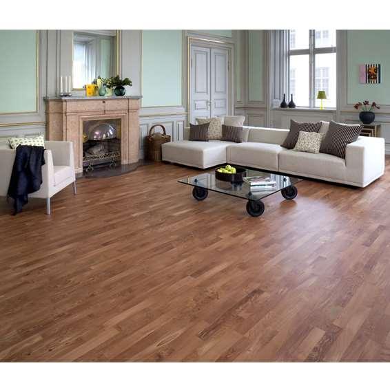 Junckers 14mm Beech Sylvared Classic Solid Wood Flooring