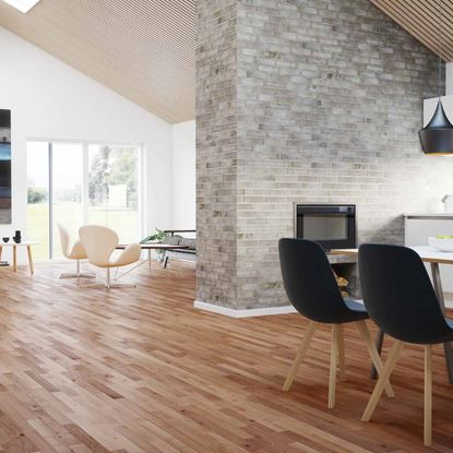 Junckers Nordic Sylvaket Classic Solid Wood Flooring