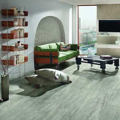 Kronospan Stone Impression Alabaster Barnwood laminate Flooring