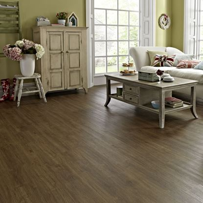 Karndean Knight Tile Mid Brushed Oak KP102 Vinyl Flooring