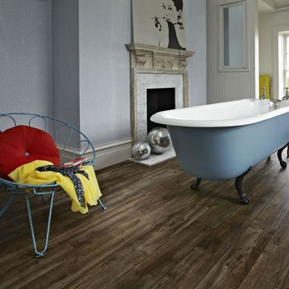 Karndean Knight Tile Mid Worn Oak KP103 Vinyl Flooring