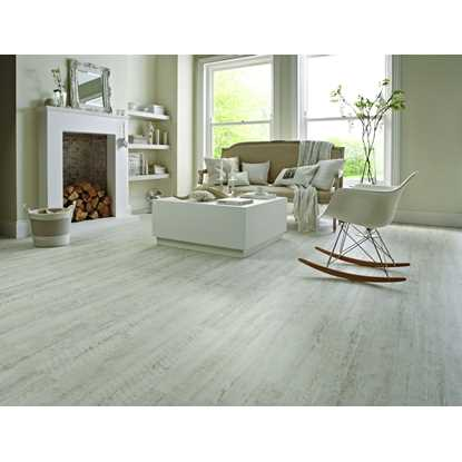Karndean Knight Tile White Painted Oak