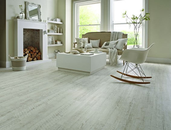 Karndean Knight Tile White Painted Oak Kp105 Vinyl Flooring