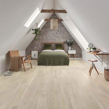 Karndean Knight Tile Grey Scandi Pine KP131 Vinyl Flooring