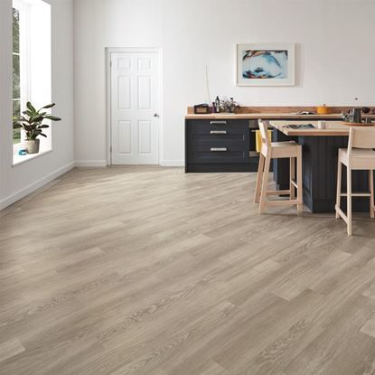 Karndean Knight Tile Grey Limed Oak KP138 Vinyl Flooring