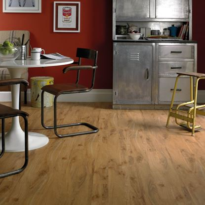 Karndean Knight Tile Warm Oak KP39 Vinyl Flooring