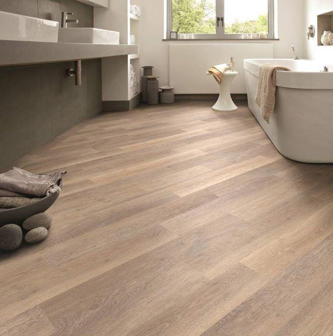 Karndean Knight Tile Rosewashed Oak KP95 Vinyl Flooring