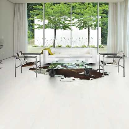Kahrs Harmony Ash Alabaster Engineered Wood Flooring