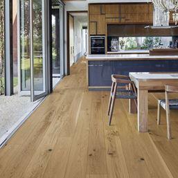 Kahrs Lux Oak Biscotti Engineered Wood Flooring