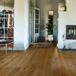 Kahrs Nouveau Light Brown Oak Worcester Engineered Wood Flooring