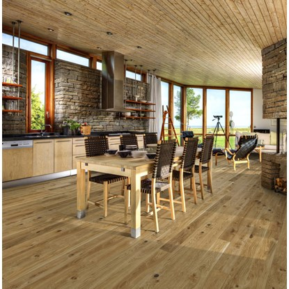 Kahrs Oak Alba Engineered Wood Flooring