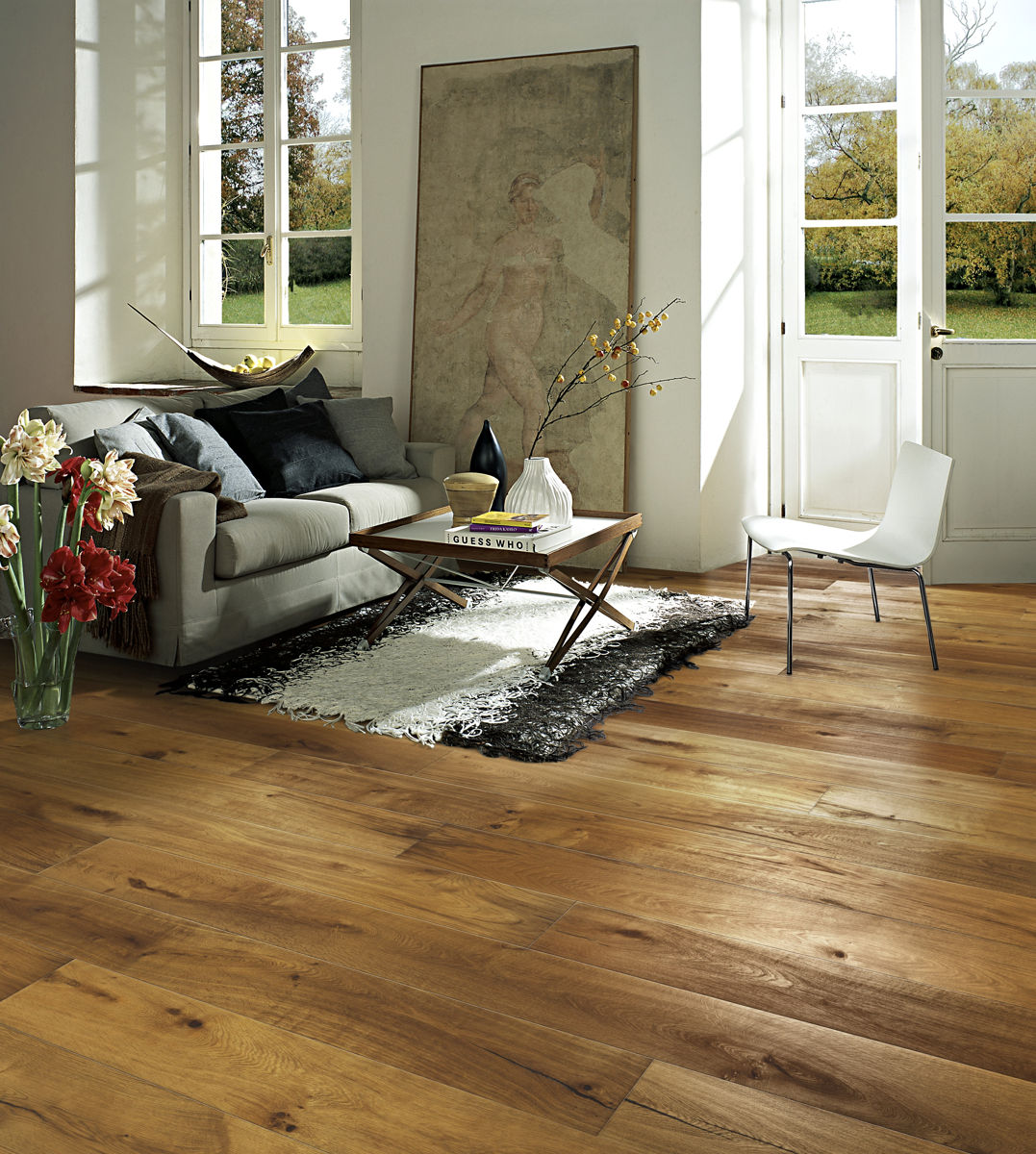 kahrs domani oak bronzo engineered wood flooring. Black Bedroom Furniture Sets. Home Design Ideas
