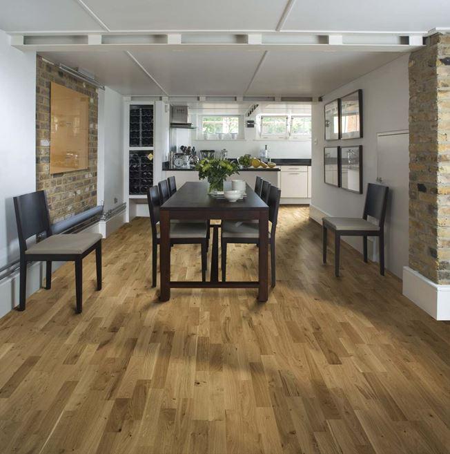 Kahrs Oak Classic Realba Engineered Wood Flooring