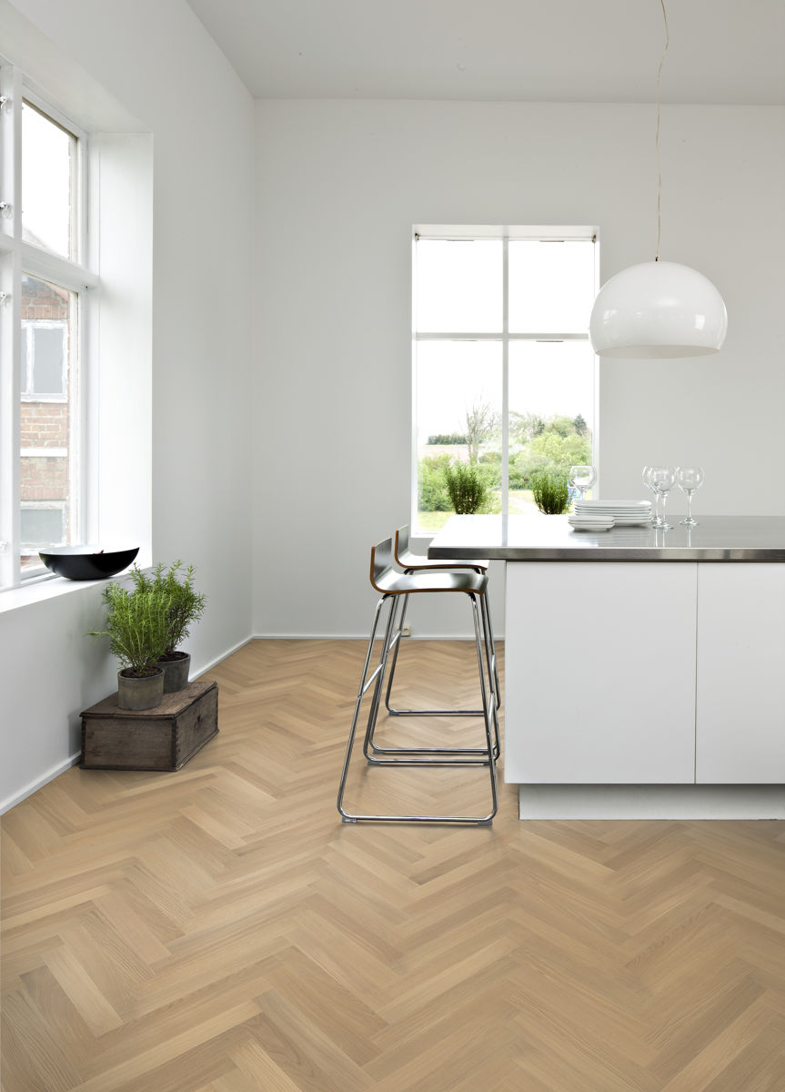 kahrs oak herringbone ab white engineered wood flooring. Black Bedroom Furniture Sets. Home Design Ideas