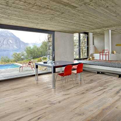 Kahrs Da Capo Oak Indossati Engineered Wood Flooring