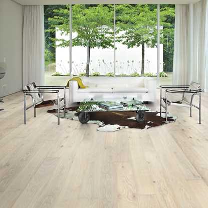 Kahrs Oak Nouveau Blonde Engineered Wood Flooring