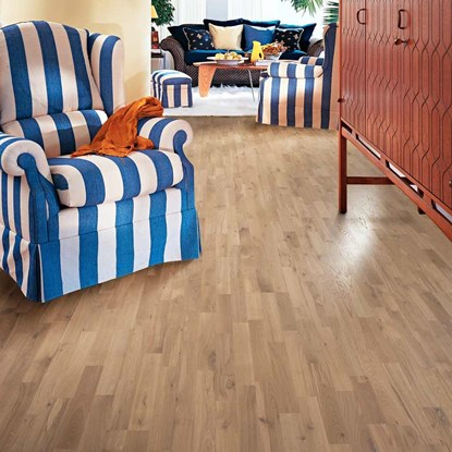 Kahrs Oak Pro-White Engineered Wood Flooring
