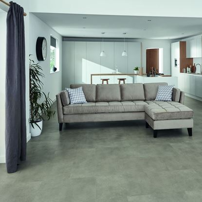 Karndean Korlok Metro Grey RKT2403 Vinyl Flooring