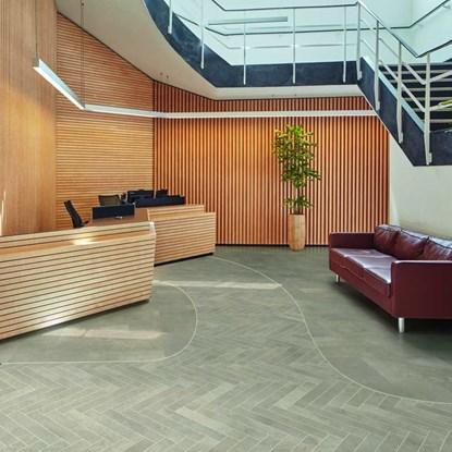 Karndean Opus Argento SM-SP217 Herringbone Parquet Vinyl Flooring