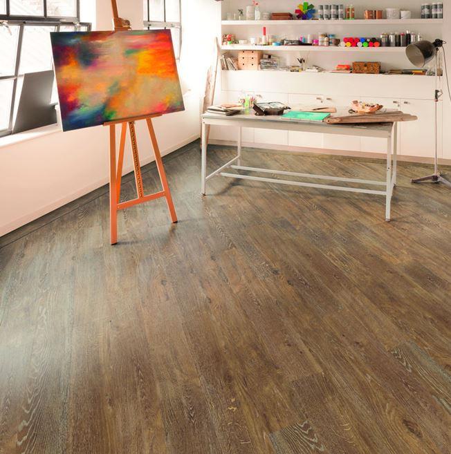 Karndean Van Gogh Hessian Oak VGW93T Vinyl Flooring