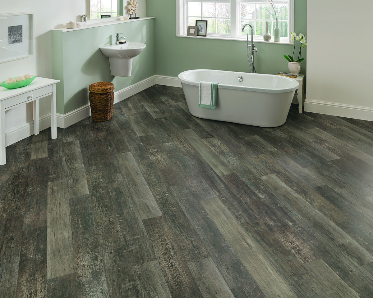 karndean van gogh reclaimed redwood vgw99t vinyl flooring. Black Bedroom Furniture Sets. Home Design Ideas