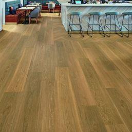 Karndean Van Gogh Golden Brushed Oak Vinyl Flooring