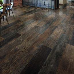 Karndean Van Gogh Salvaged Barnwood Vinyl Flooring