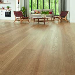 Karndean Van Gogh Warm Brushed Oak Vinyl Flooring