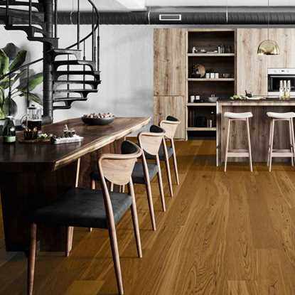 Barlinek Oak Chestnut Grande Engineered Wood Flooring