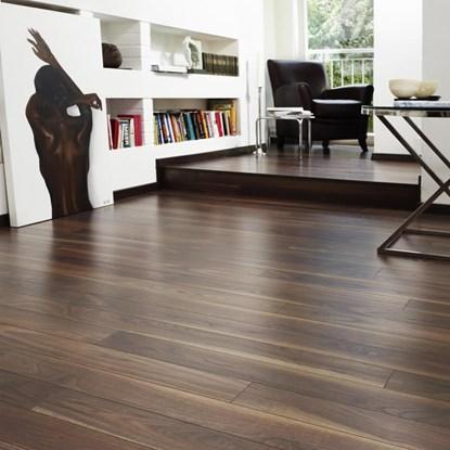 Dark Laminate Flooring, Laminate Flooring Dark Brown