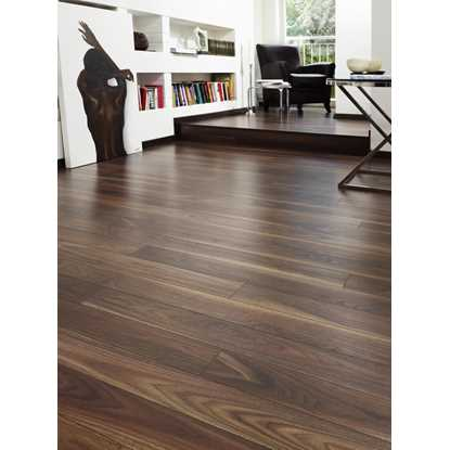 Kronospan Vario Plus 12mm Rich Walnut Laminate Flooring