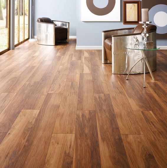 Kronospan Vintage Appalachian Hickory, Hickory Laminate Flooring