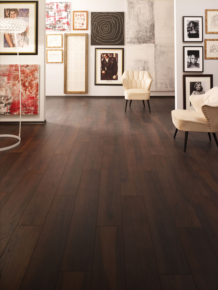 Kronospan Vintage Smoky Mountain Hickory Laminate Flooring