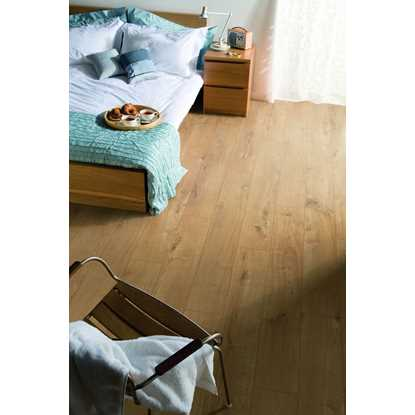 Kronospan Vario Plus 12mm Sherwood Oak Laminate Flooring