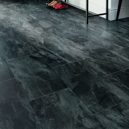 Kronospan Stone Impression Nightfall Slate Laminate Flooring