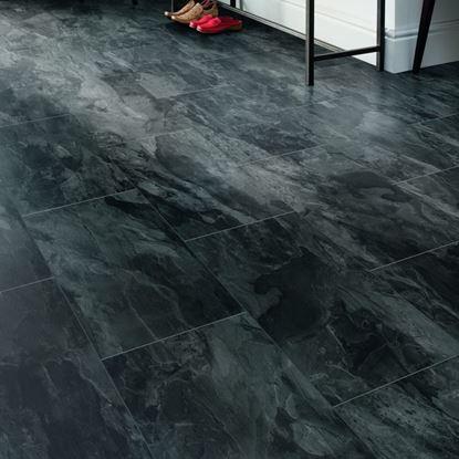 Kronospan Stone Impression Nightfall Slate Laminate Flooring
