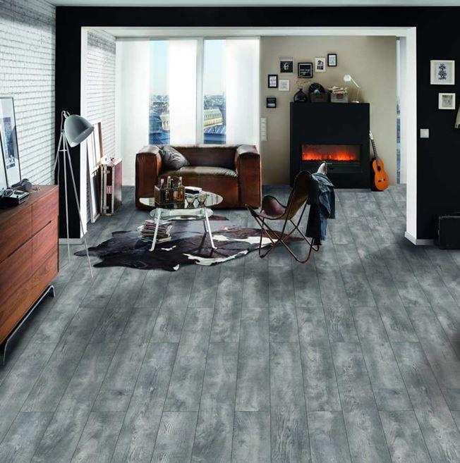 Kronospan Vario Ashenwood Oak Laminate Flooring