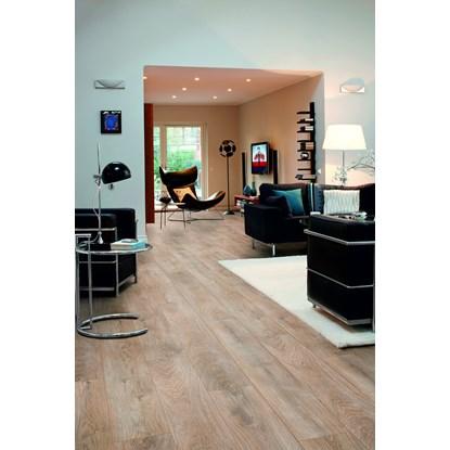 Pergo Original Excellence Chalked Blonde Oak Laminate Flooring
