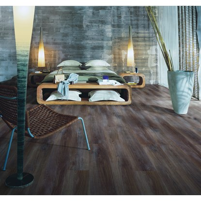Pergo Original Excellence Chalked Coffee Oak Laminate Flooring
