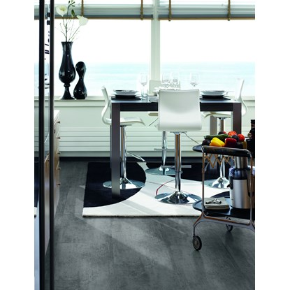 Pergo Original Excellence Concrete Medium Grey Laminate Flooring