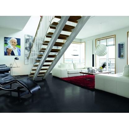Pergo Living Expression Medium Grey Slate Laminate Flooring
