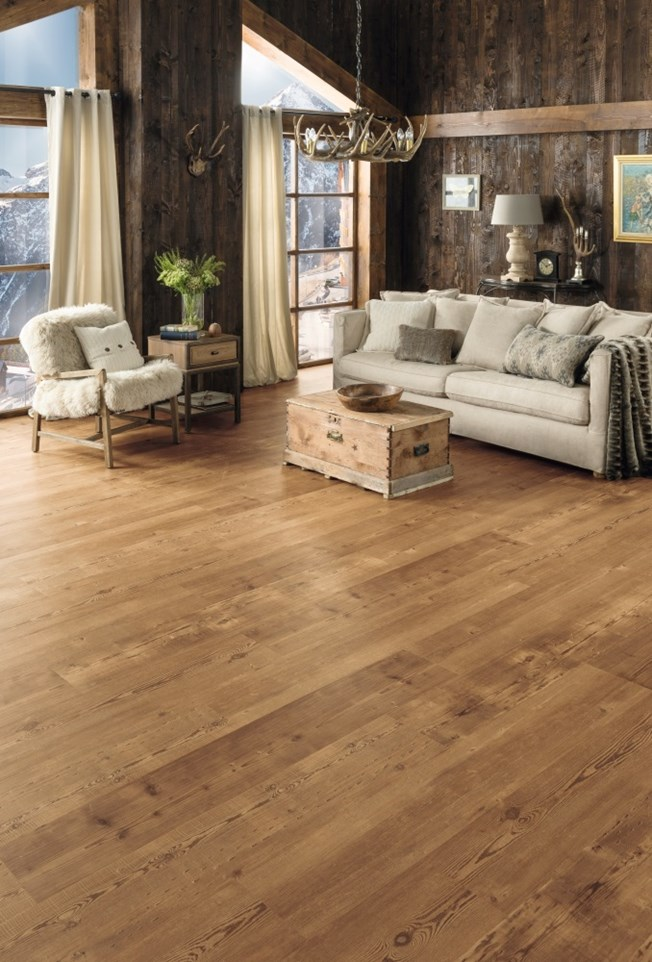 Karndean Looselay Reclaimed Heart Pine Llp305 Vinyl Flooring