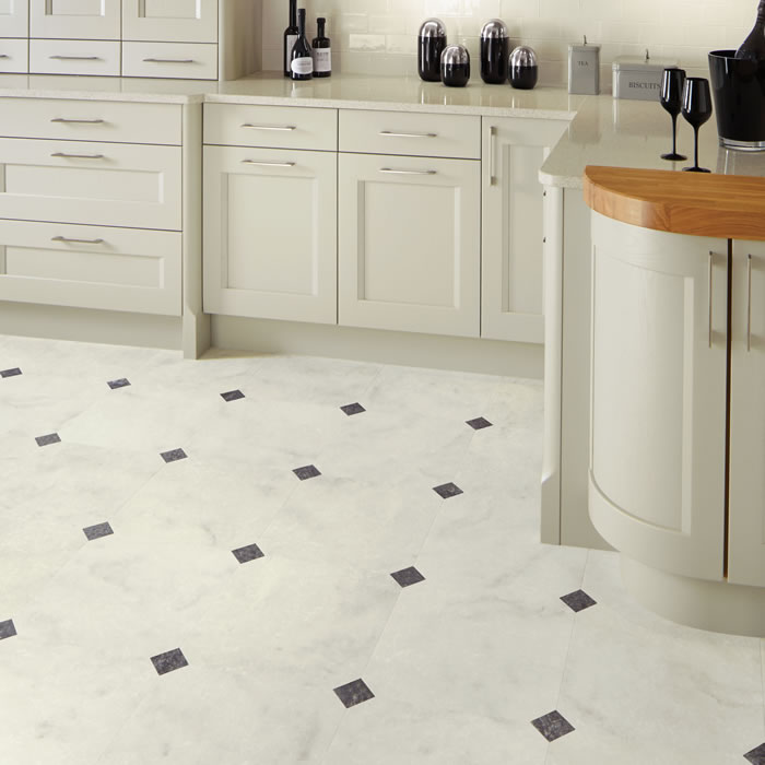 Kitchen Tiles Edinburgh: Karndean Art Select Fiore Clipstone LM16-CLIP Vinyl Flooring