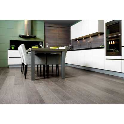 Quickstep Largo Grey Vintage Oak Planks LPU3986 Laminate Flooring