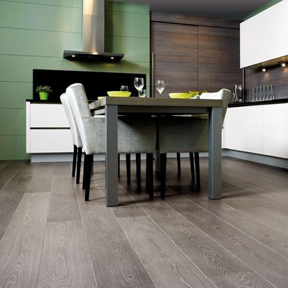 Quickstep Largo Grey Vintage Oak Planks LPU3986 Laminate Flooring